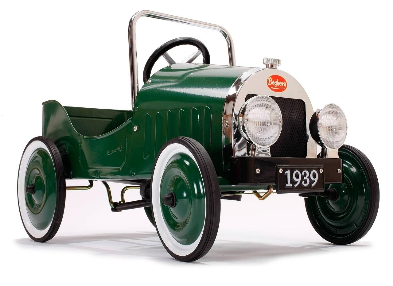 La magie des voitures électriques pour les enfants